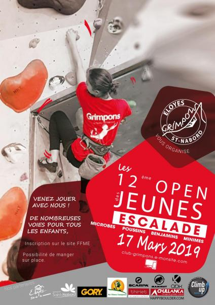 Open Jeune 2019
