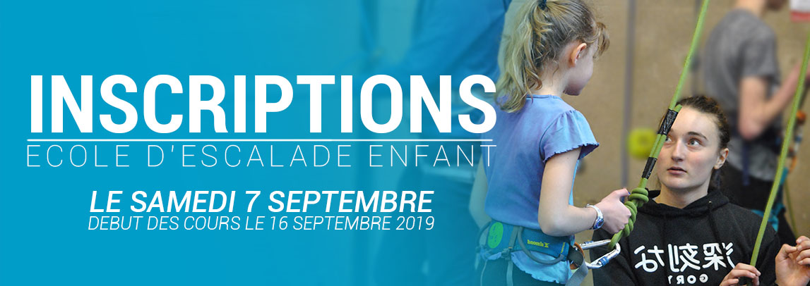 Inscription enfants 1