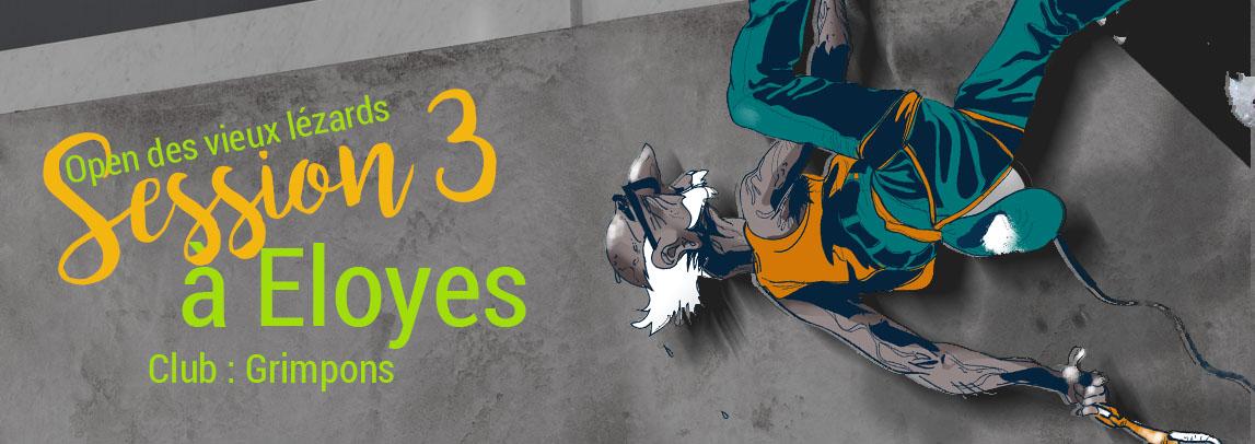 Les vieux lezards session 3